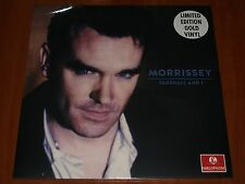 MORRISSEY VAUXHALL AND I *RARE* GOLD VINYL LP LIMITED EU PRESS 500 COPIES New
