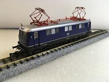 Liliput L162522 -N GAUGE Class E110 001-5 Electric BoBo Loco Blue/Silver DB EpIV