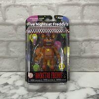 Funko Five Nights at Freddy's - Rockstar Freddy Action Figure (Glow in the dark)