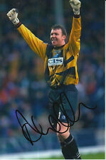 BLACKBURN HAND SIGNED ALAN KELLY 6X4 PHOTO.