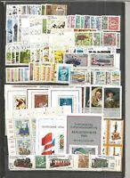 DDR    1980  absolut Postfrisch komplett mit allen Einzelmarken