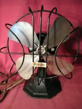 Vintage Miniature Electric Arctic Aire Fan F.A. Smith Rochester NY. Works