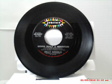 BILLY DANIELS -(45)- GONNA BUILD A MOUNTAIN / WHAT KIND OF FOOL AM I?  - 1962