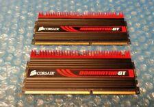 Corsair Dominator-GT 4GB Airflow, 2X2GB 1866MHz DDR3 Air Series CMT4GX3M2A1866C9