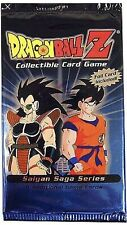Dragon Ball Z CCG Complete your FOIL Limited Saiyan Saga Set! Choose your cards!