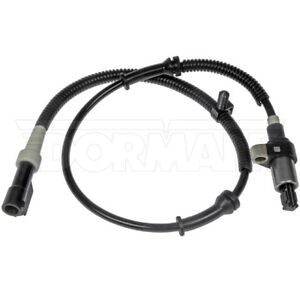 For Ford Lincoln Mercury Front Left or Right ABS Wheel Speed Sensor Dorman