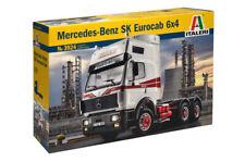 Italeri 1 24 3924 Camion Mercedes-benz SK Eurocab 6x4