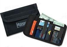 Maxpedition Spartan Wallet Black 0229B Non Slip Teflon Fabric Camping Gear