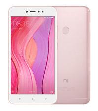 Xiaomi Redmi Note 5A - 16GB - Pink (Unlocked) Smartphone (Standard Edition)