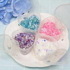 10pc Plastic Storage Container Organizer Box Slime Foam Ball DIY Printing Crafts
