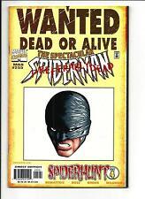 SPECTACULAR SPIDER-MAN # 255 (DEAD OR ALIVE VARIANT, MAR 1998), NM