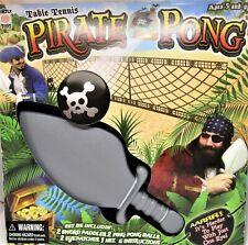 New listing Pirate Pong Portable Table Top Tennis Game Cortex Toys Pirates.  NIB.