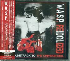 W.A.S.P.-REIDOLIZED-JAPAN 2 CD+DVD Ltd/Ed J50