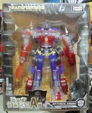 MISB Transformers Revenge of the Fallen ROTF Leader Class Clear Optimus Prime