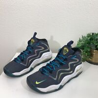 Nike Air Pippen 1 Sneakers Midnight Navy Sonic 325001-400 Mens Size 8.5