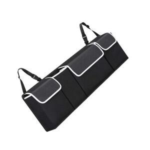 Bolsa de organizador de asiento trasero para maletero de coche gran capacidad