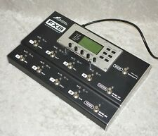 Fractal Audio FX8 multi-effects floor pedal with power cable