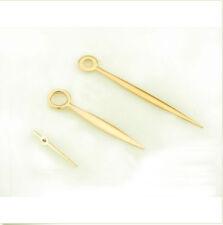 Parnis Fit ETA 6497 6498 ST36 series hand winding movement gold watch hands H35