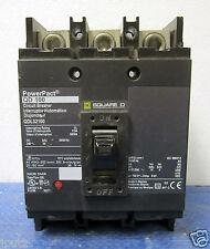 Square D 100A 240V 3Ph Circuit Breaker - QDL32100 NOS!!!