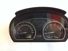 2003-2010 BMW X3  E8 DASHBOARD INSTRUMENT CLUSTER FOR SALE  KM/ H