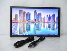 "Dell P2311Hb 23"" LCD Monitor Resolution 1920 x 1080  VGA & DVI PORTS, NICE DEAL!"