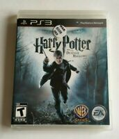 Harry Potter and the Deathly Hallows: Part 1 (Sony PlayStation 3, 2011) PS3 CIB