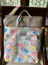 Original Cath Kidston Crossbody Beach Print Holiday Bag~ BNWT