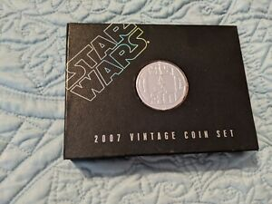 2007 Star Wars Vintage Coin Set 30th Anniversary Mail Away Brand NEW Sealed