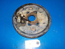 HONDA TRX 250 1986 BACKING PLATE / BRAKE PLUNGERS LEFT AND RIGHT ( PAIR )