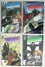 THE ANSWER #'s 1-4 (DARK HORSE, FULL SET, 2013), VF/NM