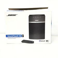 Bose SoundTouch 10 Wireless Bluetooth Speaker - Black #316