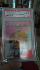 "2012 PANINI CERTIFIED MIRROR RED KIRK COUSINS RC ""AUTO"" PSA 10 #282 LE #117/350"