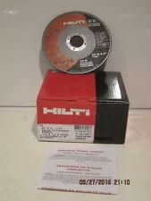 Hilti Sp Cut Off Wheel 45 Diameter 436655 Ac D 4 12 Box Of 25 Fship New
