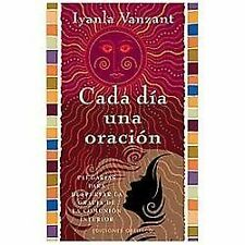 Cada dia una oracion (Spanish Edition)-ExLibrary