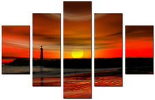 ABSTRACT ART CANVAS WALL ART QUALITY PRINTS LARGE DIGITAL WALL ART LIGHT HOUSE