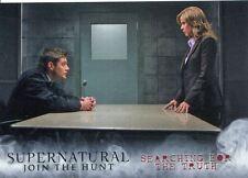 Supernatural Seasons 1-3 Base Card Parallel Mega Moon Lava 32 Searching for the