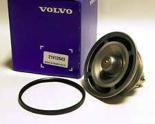 NEW Genuine VOLVO Coolant Thermostat -21412643 -Made in France with Seal/Gasket