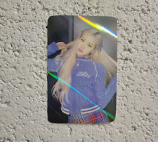 ROSE( BLACKPINK) - R - HOLOGRAM PHOTO CARD / WITHDRAMA SPECIAL GIFT PHOTOCARD