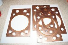 Zetor Super 50 Tractor Head Gaskets (New Old Stock) - FREE UK P+P