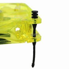 20pcs 65mm Anti Vibration Flexible Rubber Silicone For PC Case Fan Mounts Screw