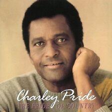 Charley Pride - Pride of Country (2004) CD NEW SEALED 17 TRACKS