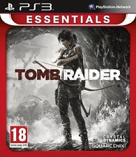 TOMB RAIDER ESSENTIALS JEU PS3 NEUF