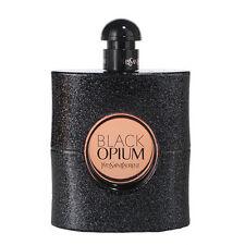 Black Opium By Yves Saint Laurent Women Fragrance Eau De Parfum 3 oz SEE DESCRIP