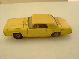 AURORA HO CIGAR BOX THUNDERBIRD BODY WILL WORK WITH SLOT CARS