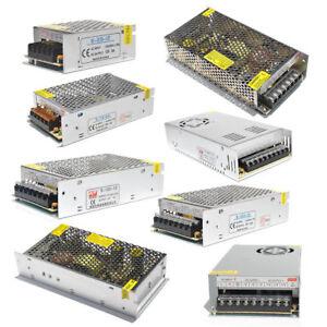 110V 220V to DC 5V 12V 24V Switch Power Supply Driver Adapter Transformer Metail