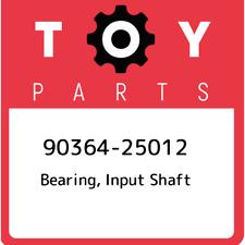 90364-25012 Toyota Bearing, input shaft 9036425012, New Genuine OEM Part