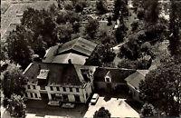 HEIDENAU b. Harburg Luftbild-AK Hotel Heidenauer Hof Fliegeraufnahme ~1950/60