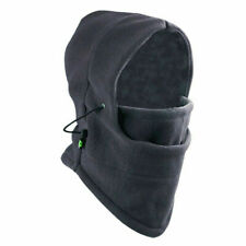FULL 5G EMF Wifi EMF 360GHz radiation shielded Hood face/neck/headcover
