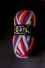 King Cole Flash DK Acrylic Double Knitting Yarn 6 Balls 100g Wool Spangles 1565