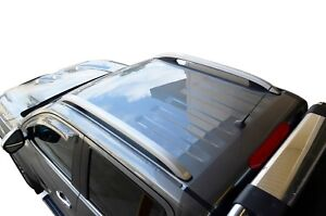 Alloy Roof Rail for Nissan Navara D23 NP300 2015-20 OEM style